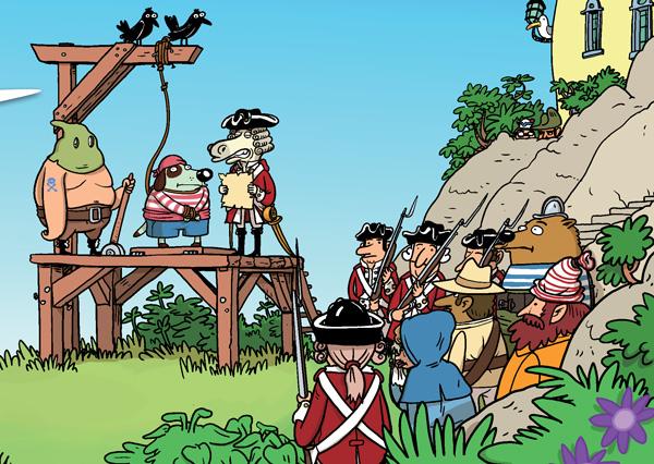 Pirate Pistache