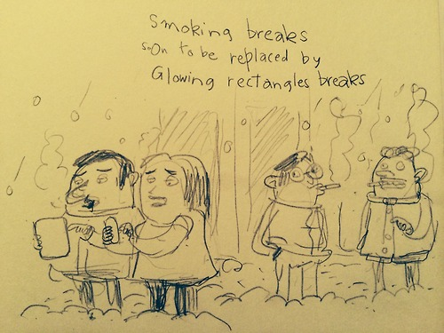 Montréal sketches