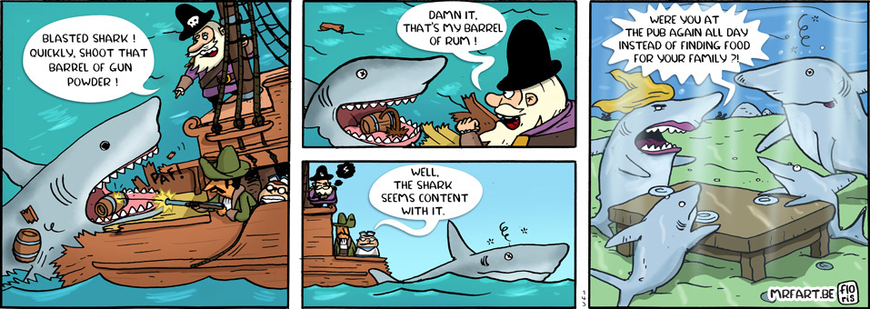 Captain Anchovy 143 Jaws