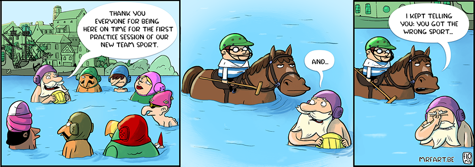 Captain Anchovy Sport