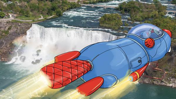 Astrobende in Canada
