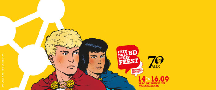 Stripfeest – Fête de la BD