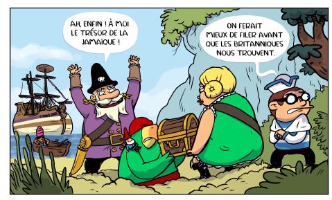 Capitaine Anchois et la Brexique