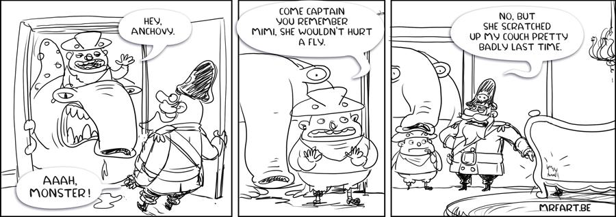 Captain Anchovy Captain Smallbeard Again