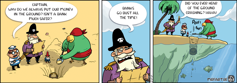 Captain Anchovy Banks