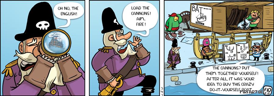 Captain Anchovy DIY 2
